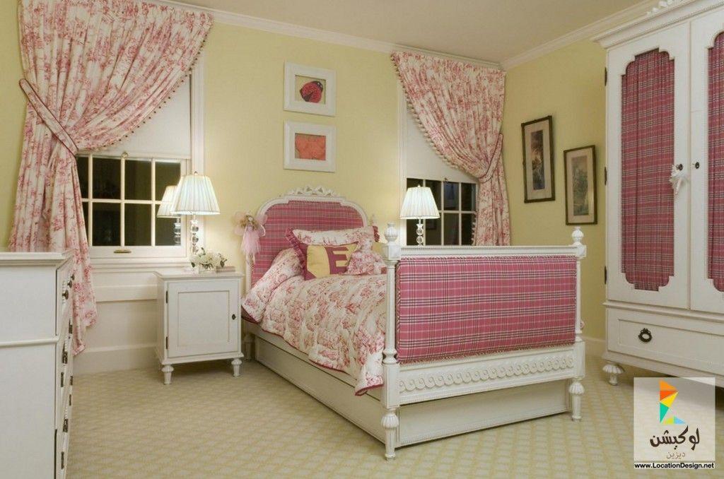تصاميم غرف نوم شبابيه للبنات لوكيشن ديزين نت ديكور تصميم اثاث Bedroom Color Combination Bedroom Decor Modern Bed Furniture