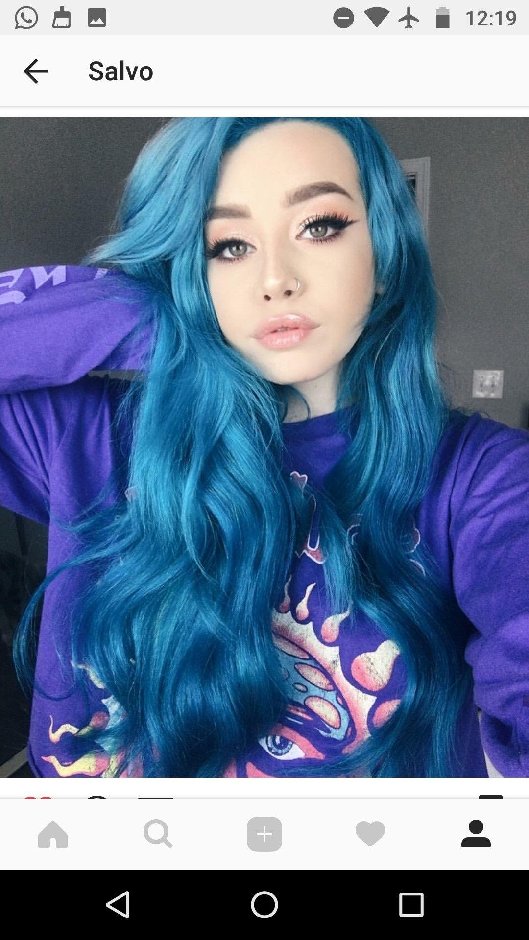 Pin by allana de on cabelos coloridos pinterest hair hair