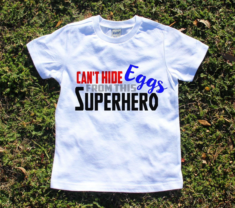d624c499f51cf Boys Easter Shirt - Superhero Gift - Easter Superhero Shirt for boys Eggs  Ray Vision design, white o | Products | Easter shirts for boys, Superhero  gifts, ...