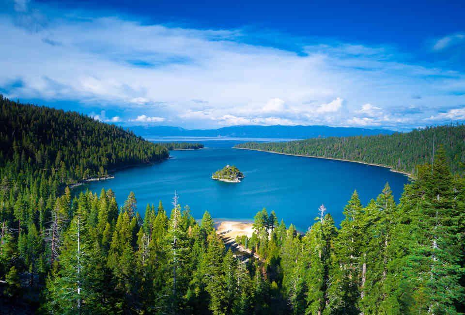 Emerald Bay State Park Lake Tahoe In 2018 Pinterest State