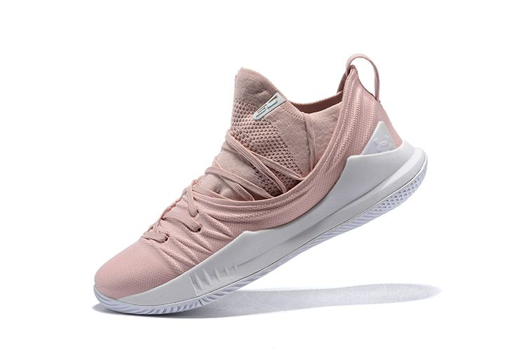 competitive price 52de7 15090 ... coupon for latest ua curry 5 low flushed pink white mens basketball  shoes 22751 c4614
