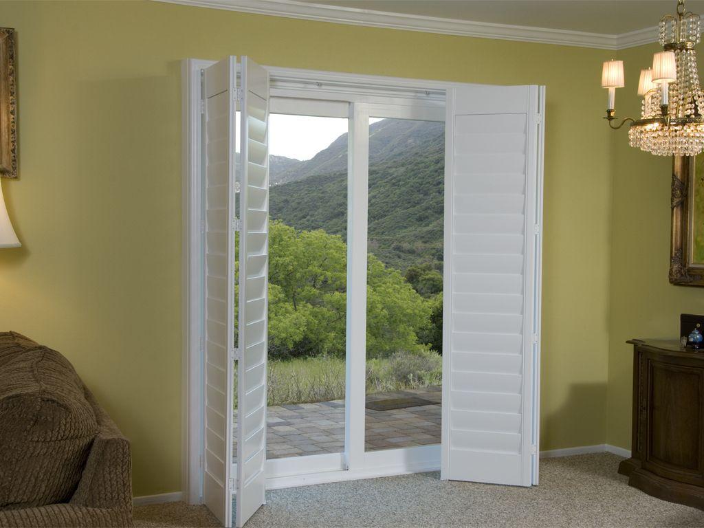 sliding door   Custom shutters, Discount interior doors ...