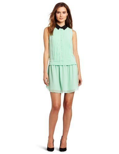 BCBGeneration Women's Tux Dress, Menthol, #blairwaldorflevel