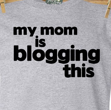 Mommy bloggers here's one for you! I need to get my hands on one!