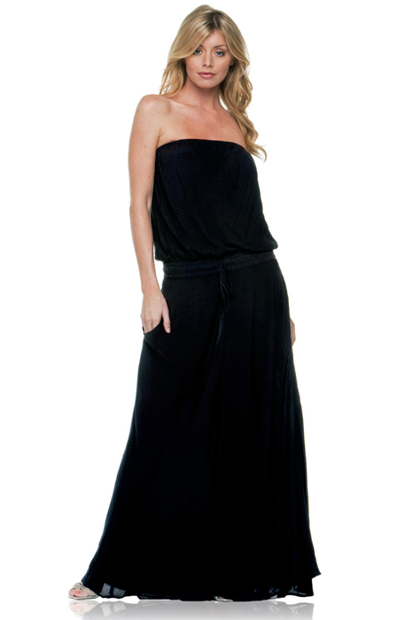 4c235f8fb9bf Strapless maxi from Elan | New Dress Arrivals | Strapless dress ...