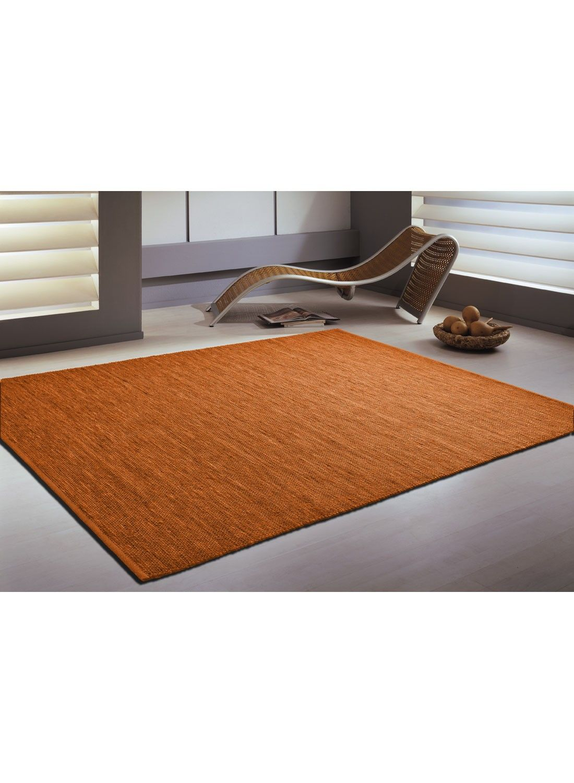 Tapis Salon Couleur Rouille tapis monza rouille tapis de haute qualité de la collection