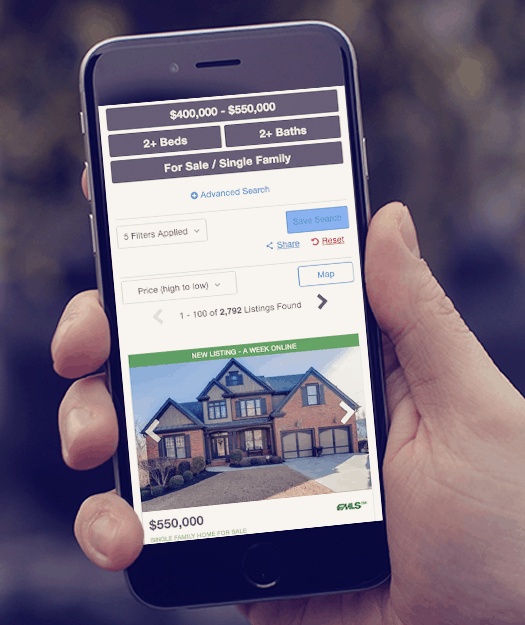 IDX Search and Results - Showcase IDX in 2019 | Realtor websites ...