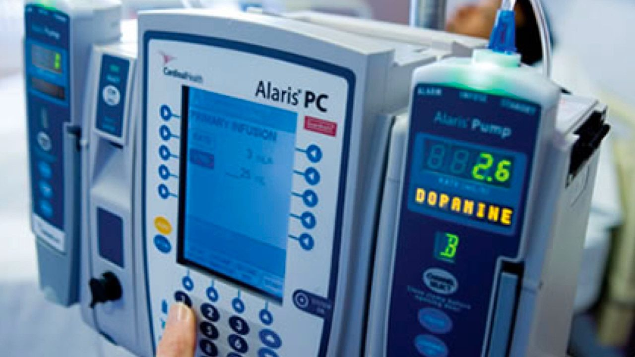 What Is an Infusion Pump? Critical care nursing, Icu