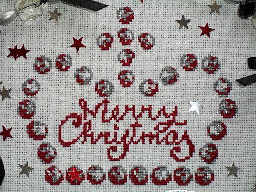 merry christmas wreath 013