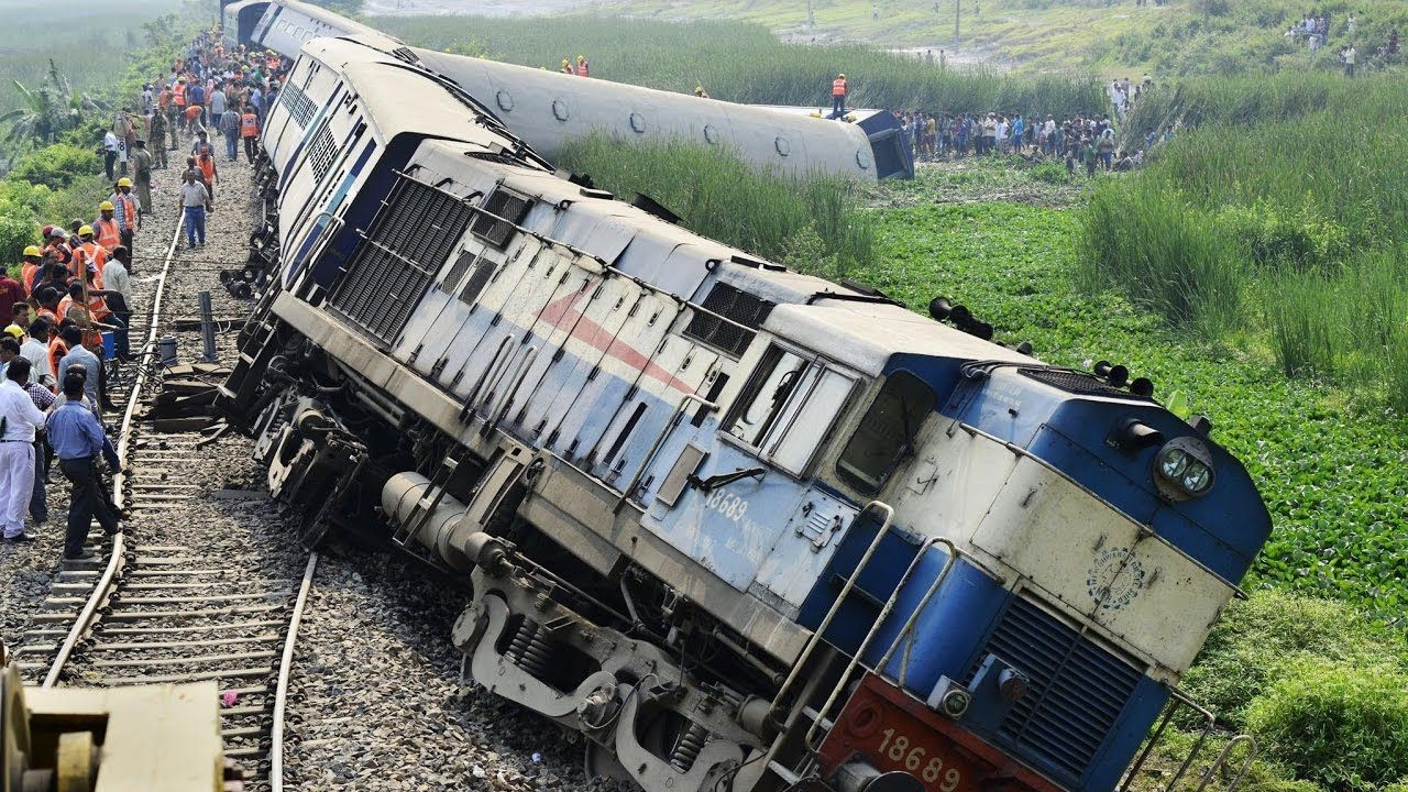 Horrible Train Crash Compilation -Shocking Train Accident