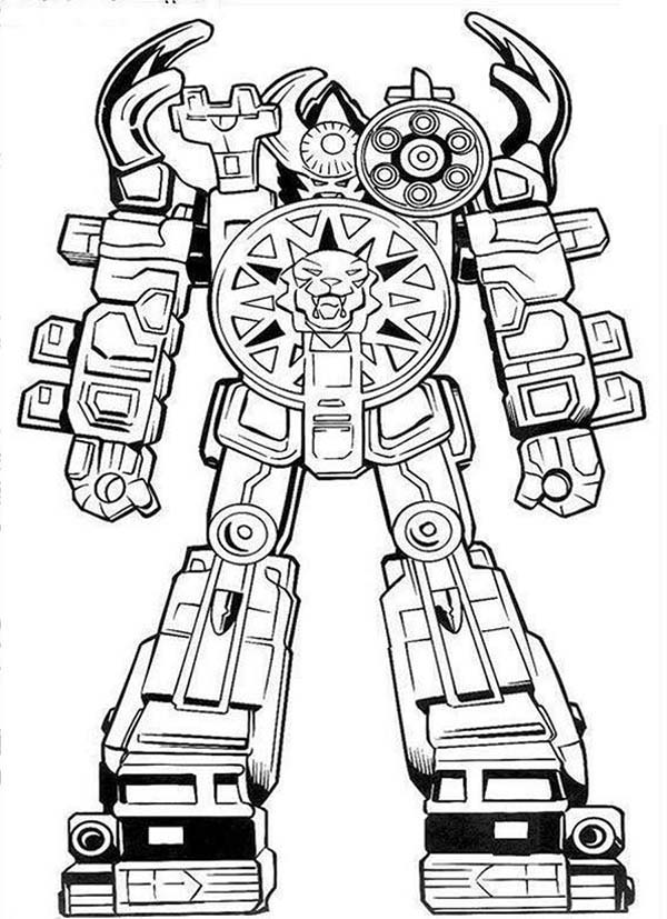 Power Rangers Big Robot Coloring Pages Best Place To Color In 2020 Power Rangers Coloring Pages Coloring Pages For Boys Monster Coloring Pages