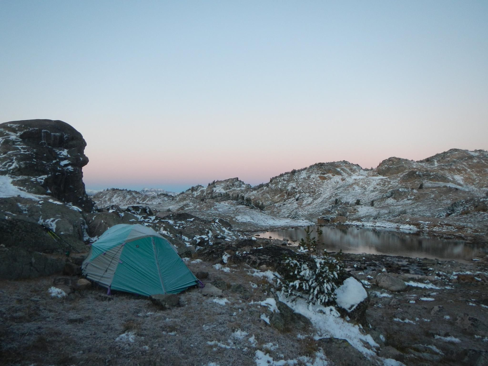 Photo of 5 Places to Try Winter Camping Near Boulder