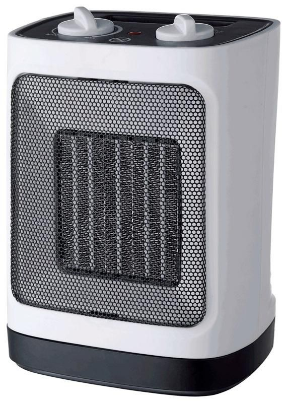 Pelonis Ht 1003 Electric Ceramic Heater And Fan White 1500 Watts