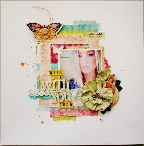 Mettes Blogg love the butterfly!