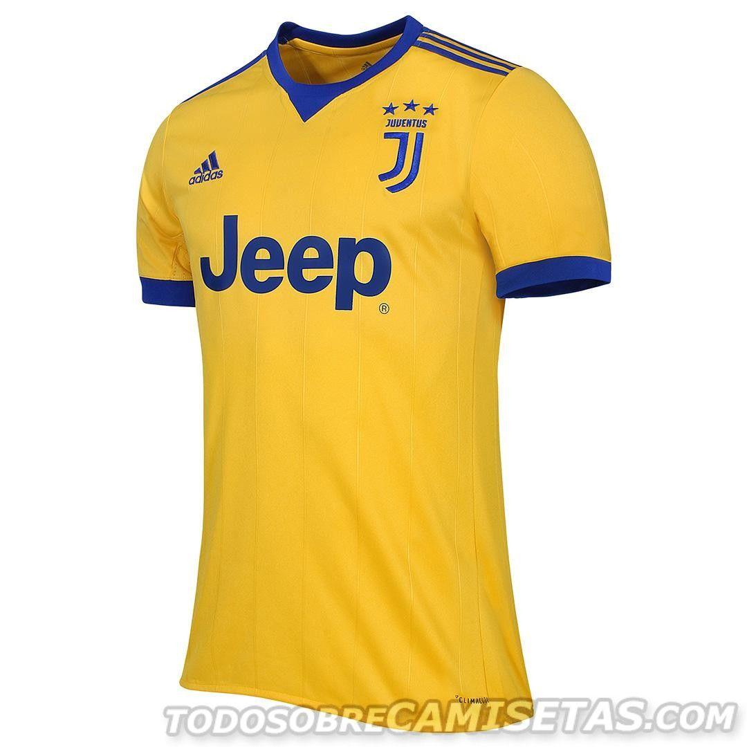 717723872 Juventus 2017-18 adidas Away Kit