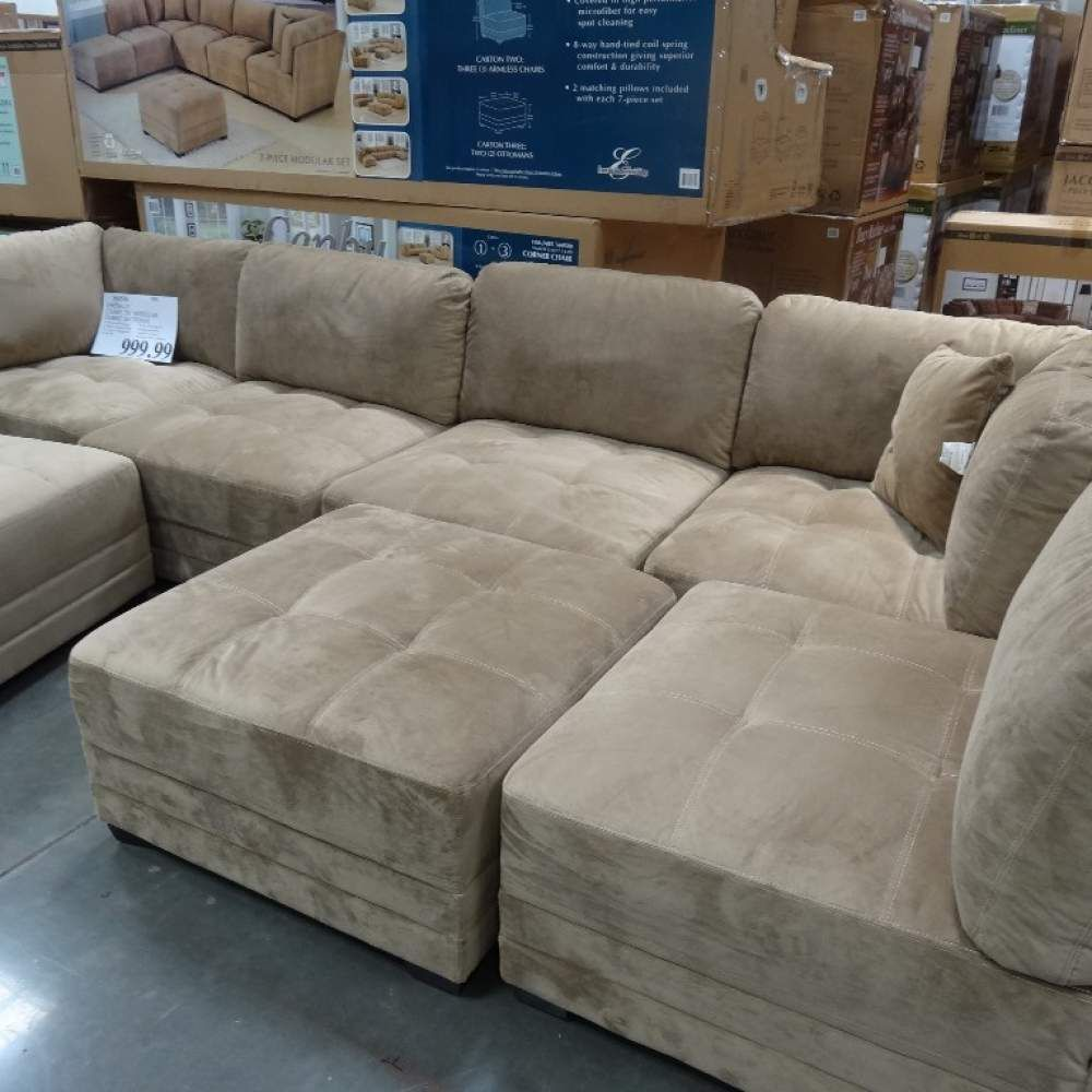 9 Piece Sectional Sofa Costco Living Room Furniture 9