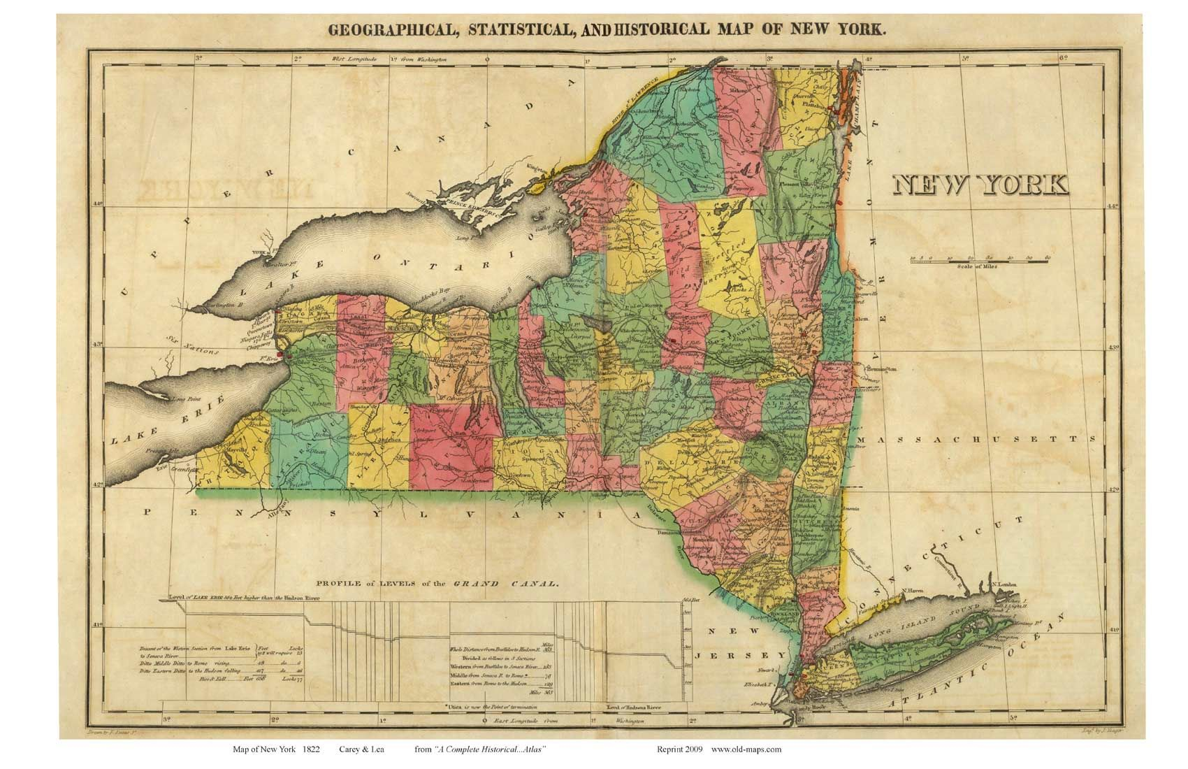 Ny State Map Google.Great Example Of The Four Color Map Principle Used One Of These
