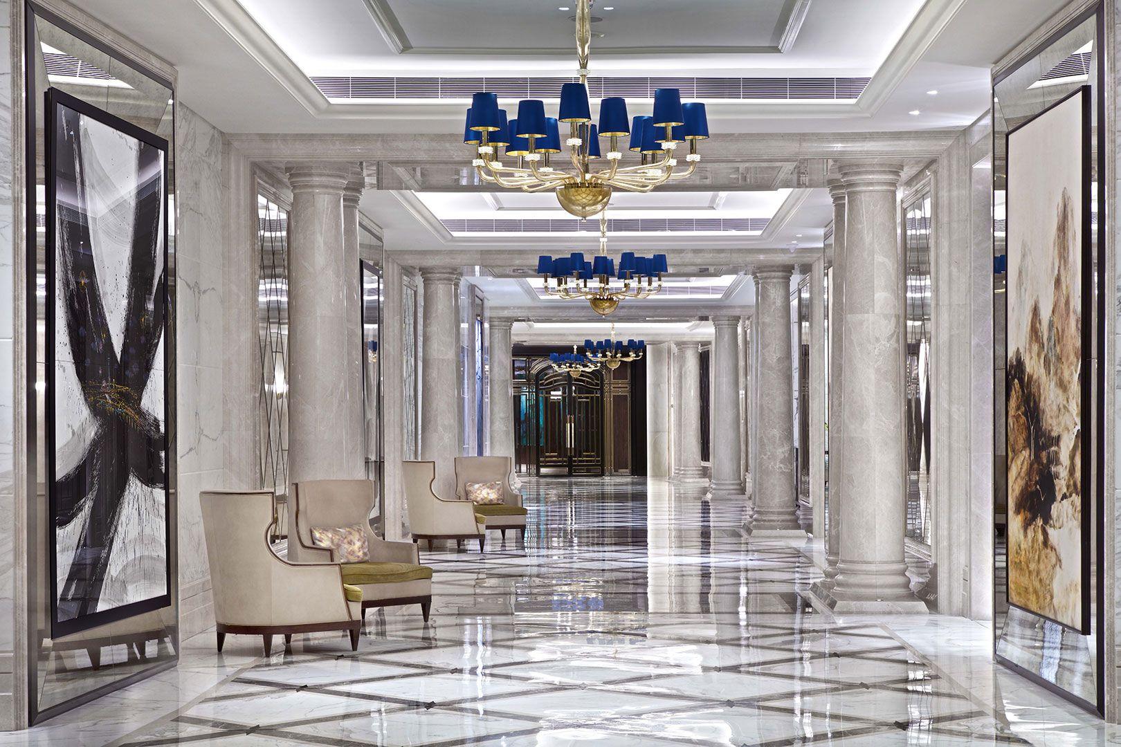 Hba ritz carlton galaxy macau galaxy project hotel - Interior arrangement and design association ...