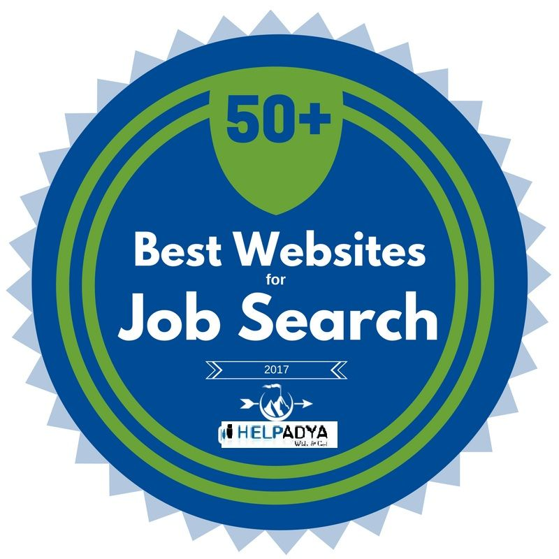 Help Adya is Search job Website in Delhi where employees can post - best place to post resume