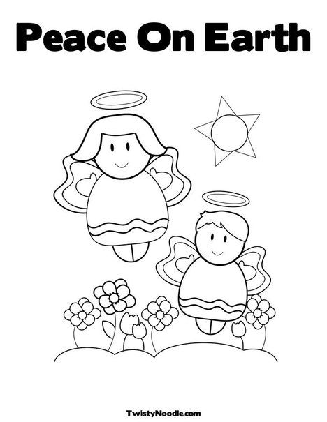 Pin By R S Crafts On Angels Angel Coloring Pages Love Coloring
