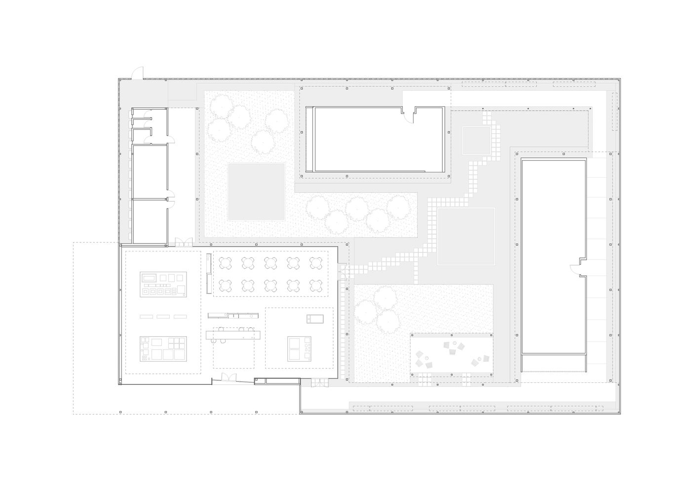 Industrial Estate Gallery,Floor Plan