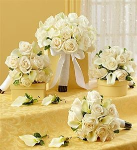 Wedding Flowers Package On Wedding Flowers With Celebrity