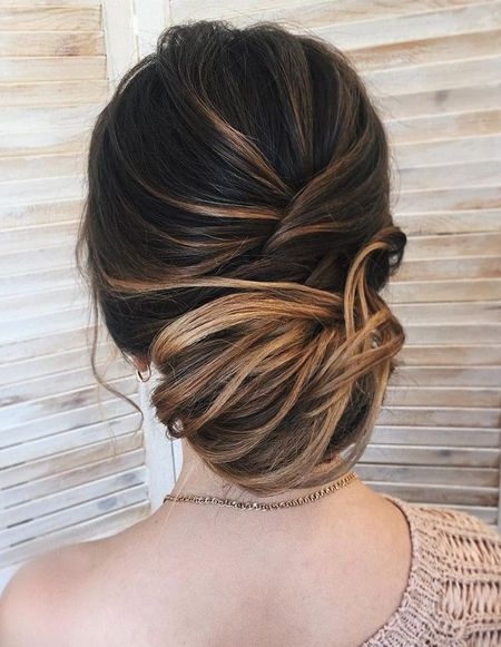 Classy Beehive Chignon Low Bun Hairstyles 2018 Hair Wedding