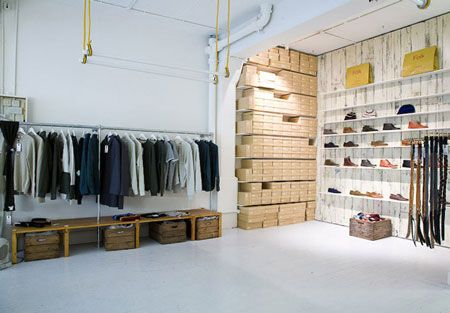 19 Stylish Retail Design Stores Interiors Around The World Retail