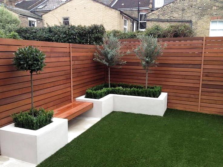 57 Gorgeous Garden Fence Design Ideas Ideaboz Gorgeous Gardens Design Fence Garden Gardens Gorgeous In 2020 Fence Design Backyard Design Small Garden Design