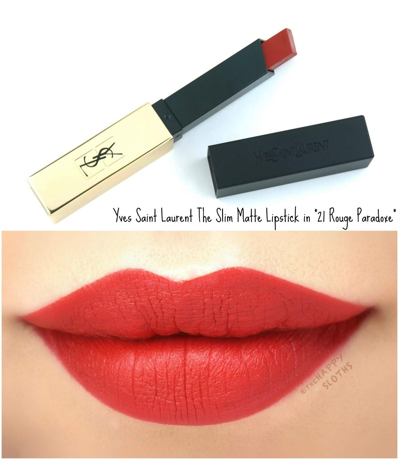 Yves Saint Laurent Lip Colors Lipstick Best Lipsticks