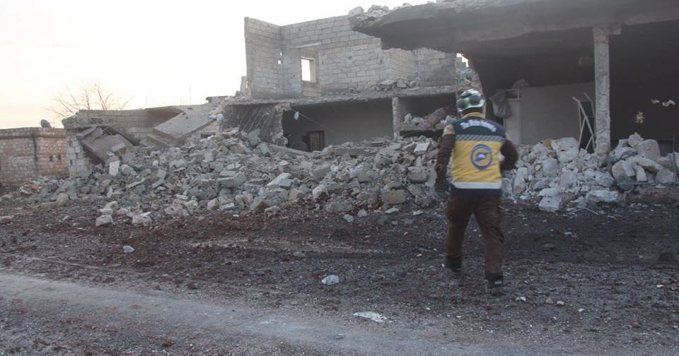 قصف جوي ومدفعي على ريف إدلب واصلت الطائرات الحربية الروسية ومدفعية