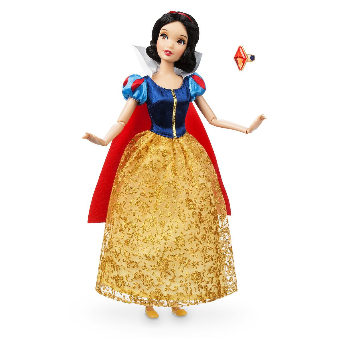 Product Image Of Snow White Classic Doll With Ring 11 1 2 1 Disney Princess Dolls Disney Princess Snow White Snow White Doll