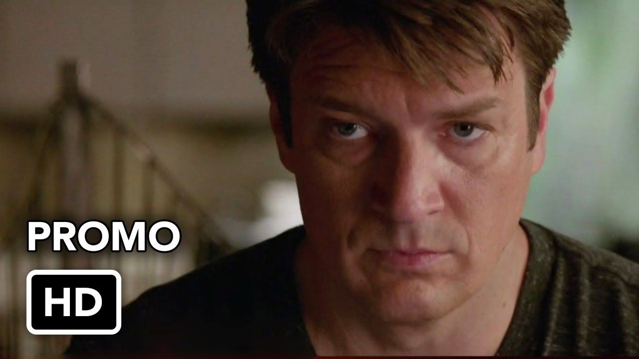 Castle 6x11 Promo (HD) Trouble with the Engagement