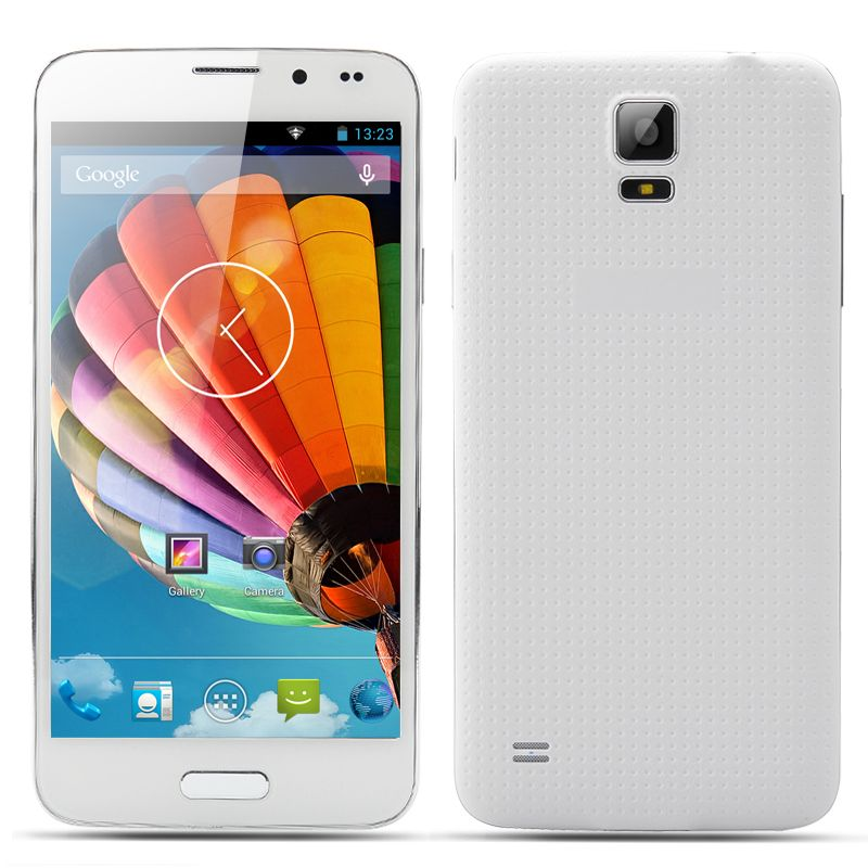 5 Inch Smartphone 'Harrier' MTK6582 Quad Core CPU