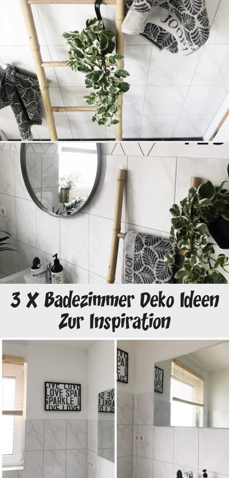 3 X Badezimmer Deko Ideen Zur Inspiration Deko Ideen Badezimmer