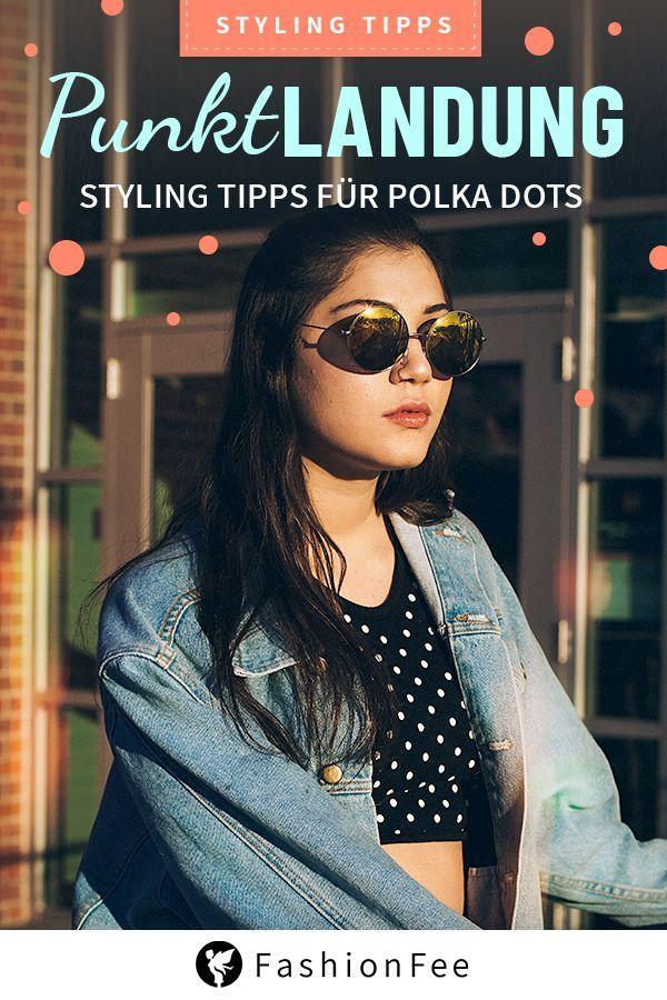 Polka Dots kombinieren: So punkten wir diesen Sommer ...