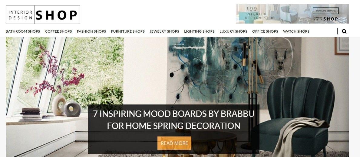 top 100 best interior design blogs of 2016 interior design blogs