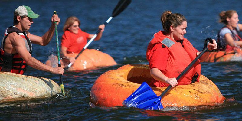 Nekoosa giant pumpkin festival travel wisconsin