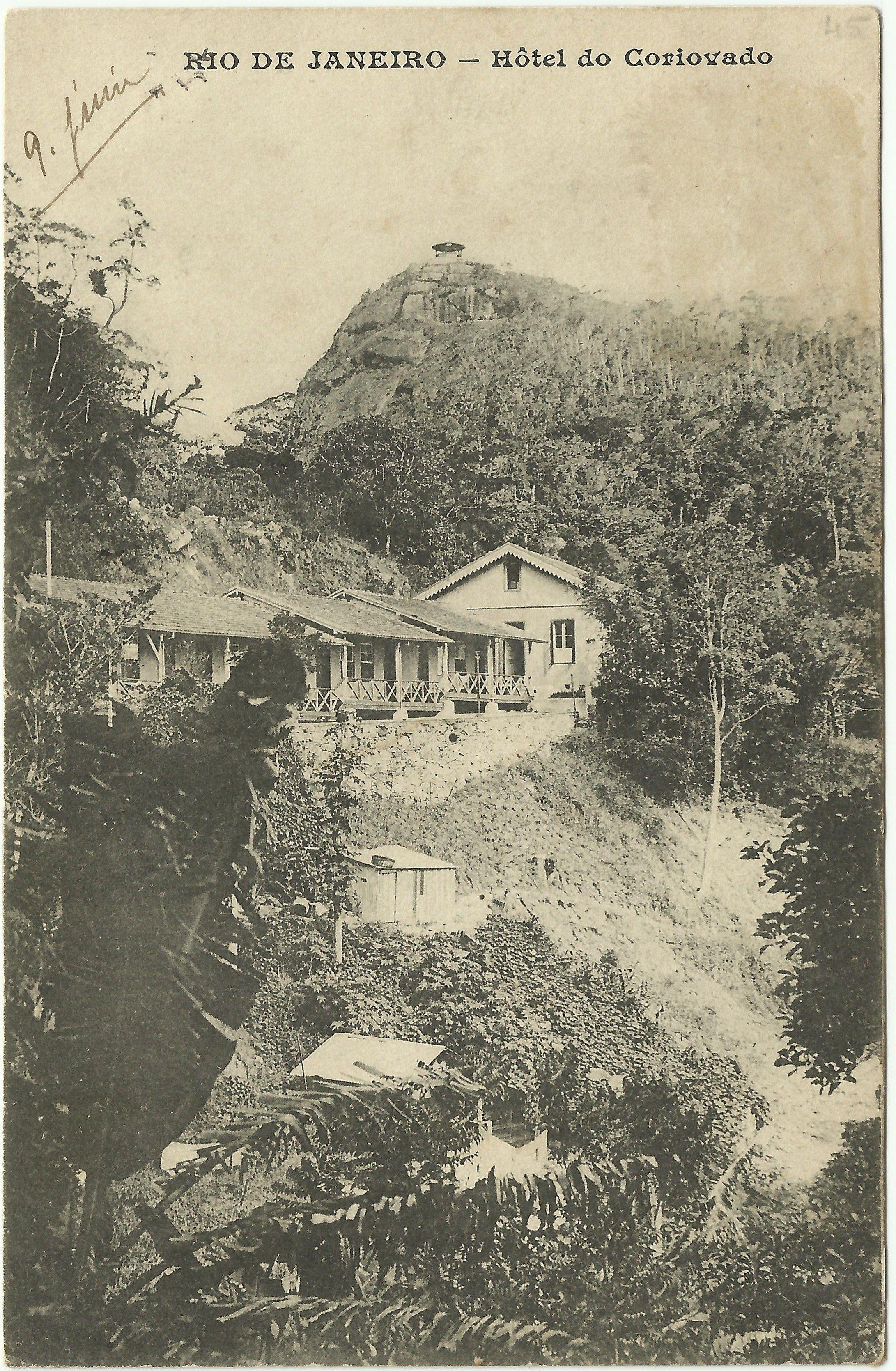 Hotel do Corcovado: Rio de Janeiro, 1907
