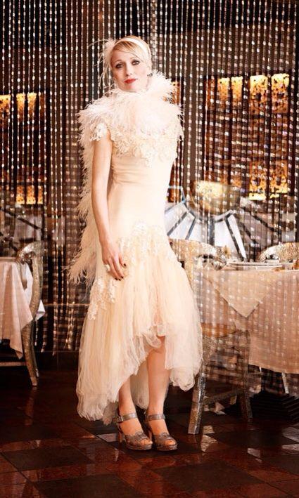c0b85852ab9a The Great Gatsby kjole fra Maria Sander. Kig forbi standen og se lækkerier  til fest og hverdag.