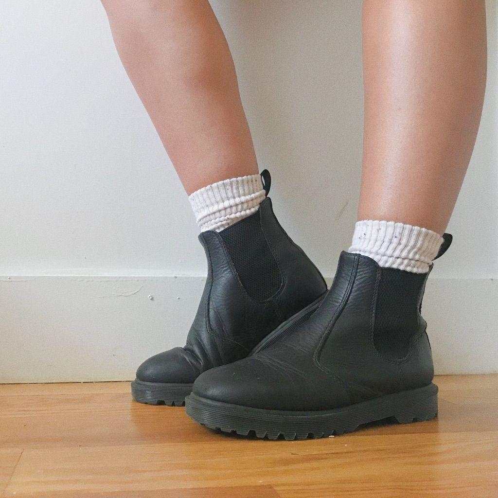 Dr. Martens Shoes | Dr. Martens (Docs) 2976 Inuck, Black