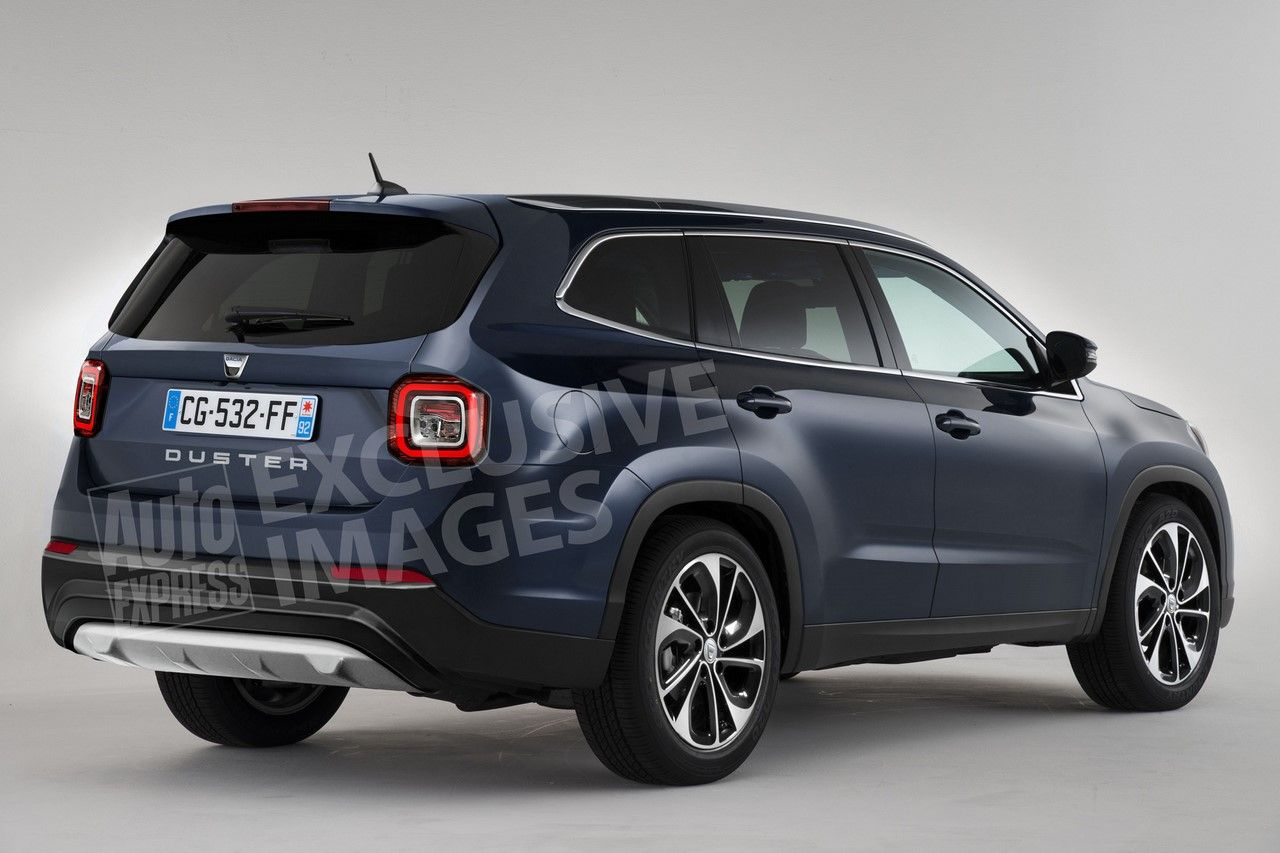 2018 Dacia Duster 7 Seat Suv Redesign And Price >> 2018 Dacia Duster 7 Seater Price Specs Release Date Future Cars