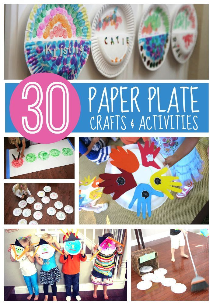 30 Paper Plate Crafts Activities For Kids Craft Ideas For Kids