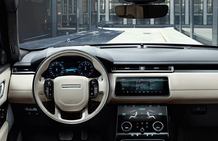 2018 range rover sport interior design