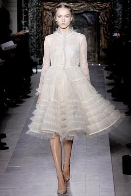 Valentino Spring 2013 Couture Fashion Show: Complete Collection - Style.com