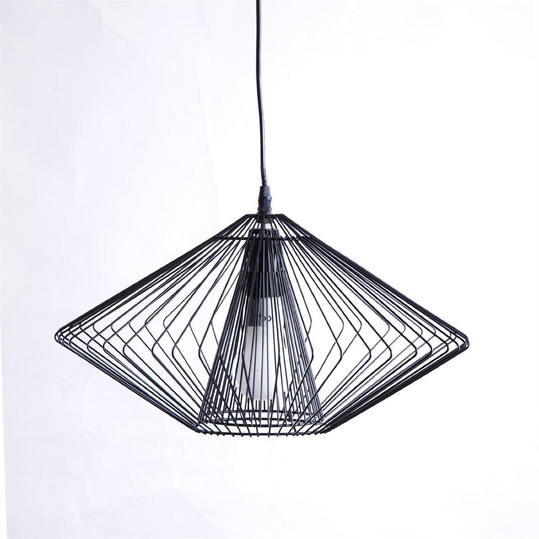 pipistrello suspension ronde en fil de fer noir cuisine maison merk pinterest. Black Bedroom Furniture Sets. Home Design Ideas