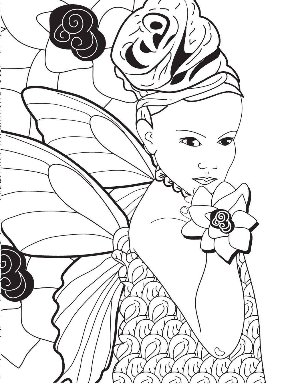 2f804dbc78e1208d90dcaf72b6c8c374 Jpg 1000 1349 Angel Coloring Pages Coloring Pages Coloring Books