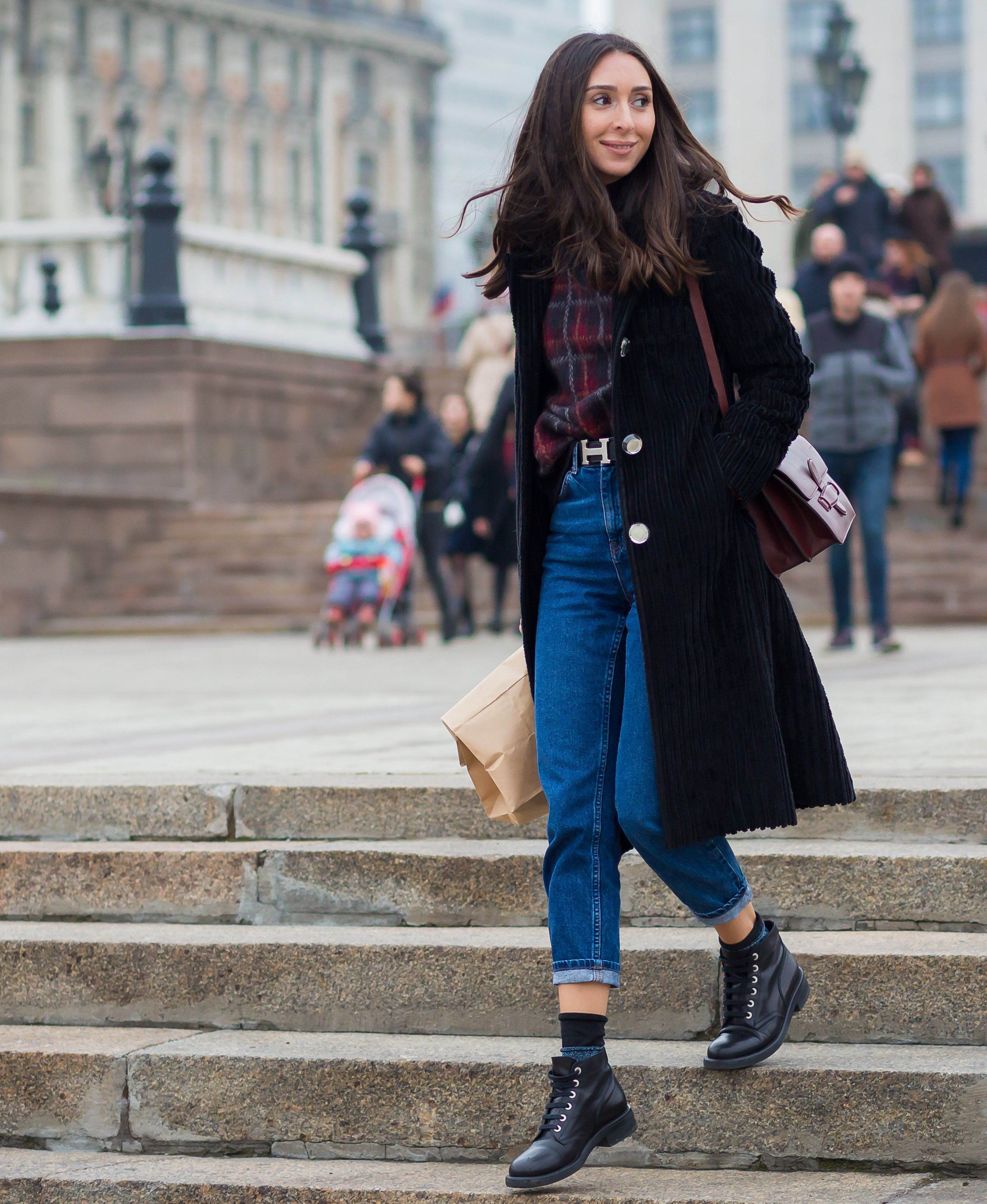 The Best Street Style Pics From Fashion Week Russia ...