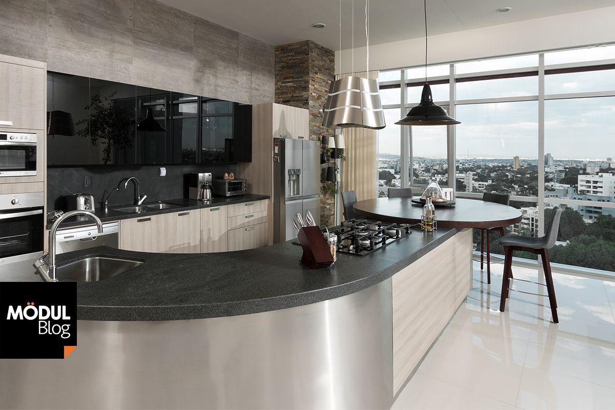Elementos que le dar n lujo a tu cocina cocinas for Cocinas integrales modernas de lujo