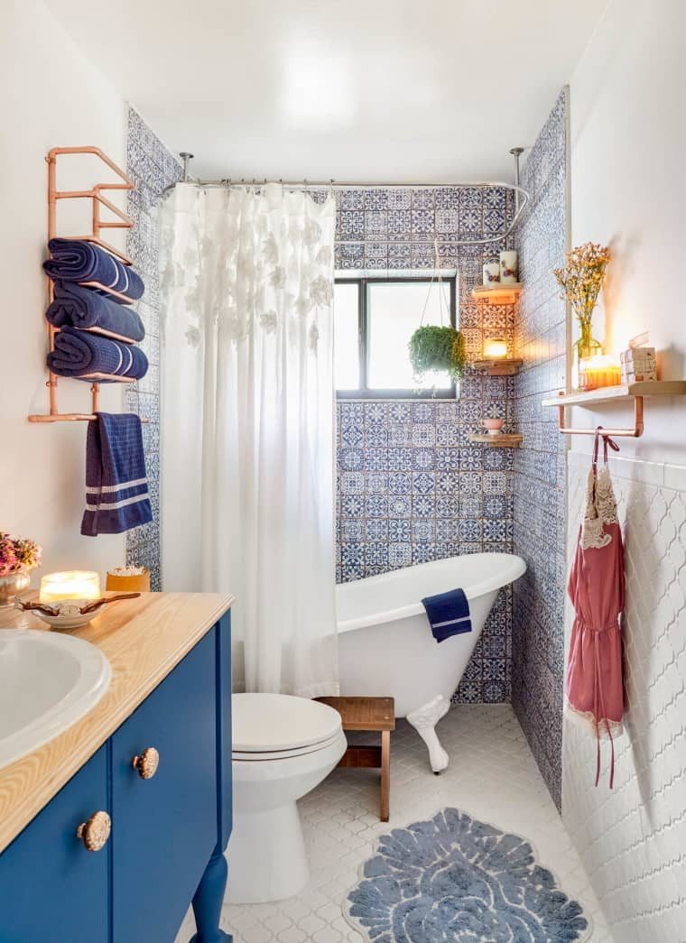 Photo of 50 Small Bathroom Ideas You'll Want to Try ASAP